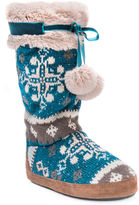 Muk Luks Chanelle Bootie Slippers