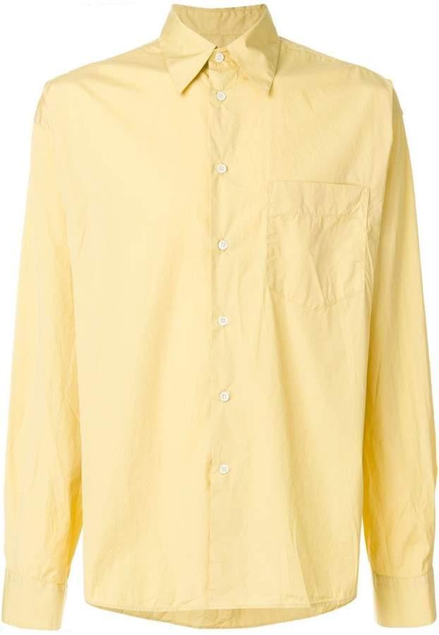 Marni oversized classic shirt