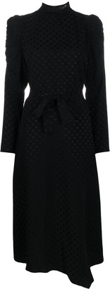 Paul Smith Polka-Dot Flared Dress