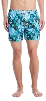 2xist Abstract Floral Hampton Boardshorts