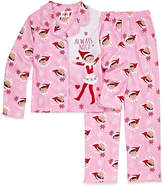 ELF ON THE SHELF Elf on the Shelf 2-pc. Pant Pajama Set Girls