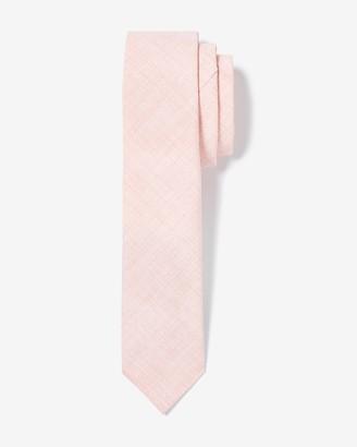 Express Textured Solid Tie