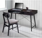 Techni Mobili Modern Matching Desk and Chair Set