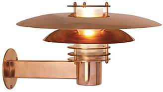 Nordlux Phoenix Copper Wall Light