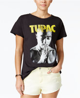 Bravado Juniors' Tupac Graphic Cotton T-Shirt