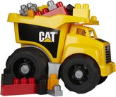 Mega Bloks CAT Large Vehicle Dump Truck (25 pcs)