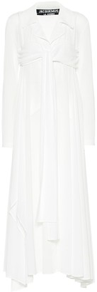 Jacquemus La Robe Saint Jean maxi dress