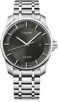 Calvin Klein Collection Stainless Steel Automatic Watch