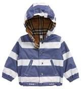Burberry Mayer Reversible Hooded Jacket