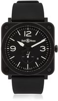 Bell & Ross Brs Matte Ceramic Watch