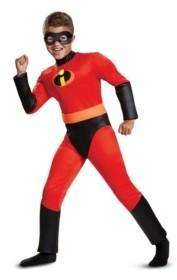 BuySeasons Incredibles 2 Dash Classic Muscle Little and Big Boys Costume