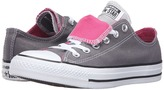 Converse Chuck Taylor® All Star® Double Tongue Color Plus Ox