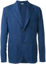 Massimo Alba classic blazer - men - Cotton/Linen/Flax - 52