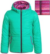 White Sierra Rocky Rivers Reversible Jacket - Insulated (For Little and Big Girls)