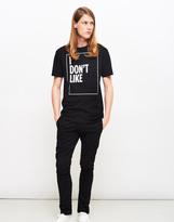 Wood Wood 0 Likes T-Shirt Black