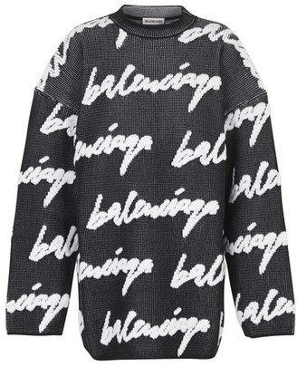 Balenciaga Long sleeve crewneck