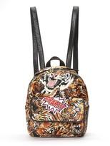 Nicole Miller Comic Tiger Backpack