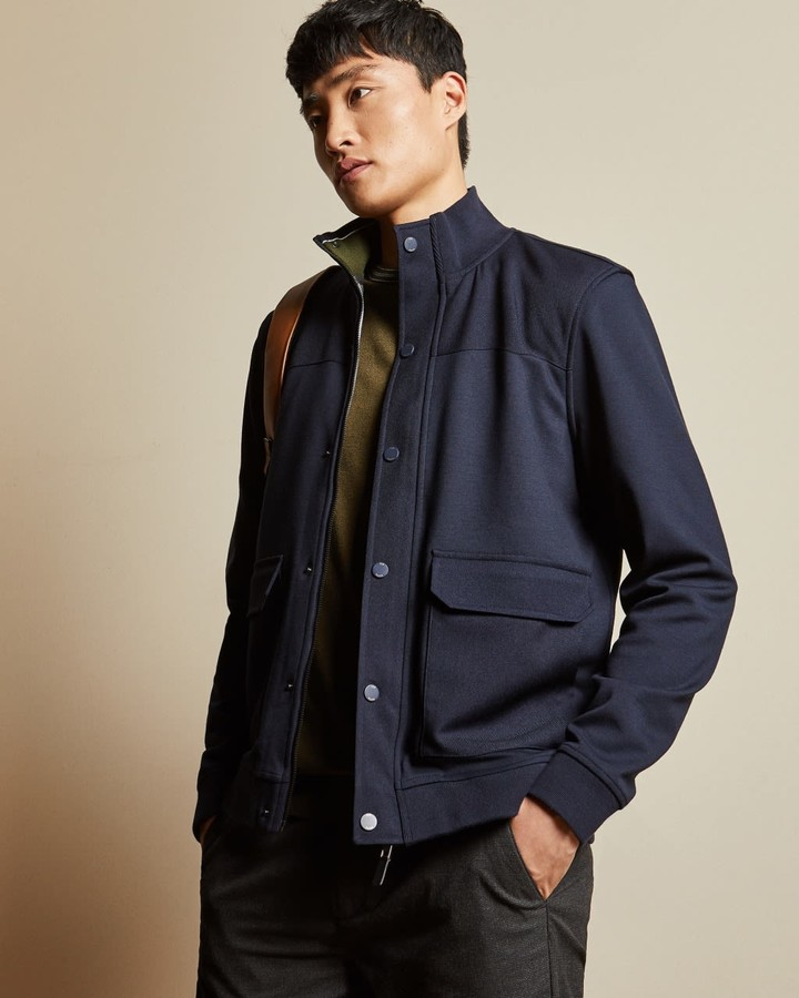 Ted Baker Long Sleeved Jacket