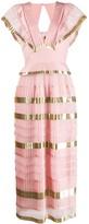 Temperley London Phantom pleated dress
