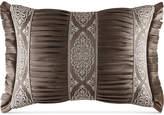 """J Queen New York Stafford Boudoir 15"""" x 21"""" Decorative Pillow Bedding"""