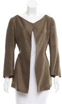 Ter Et Bantine Mohair Open-Front Jacket