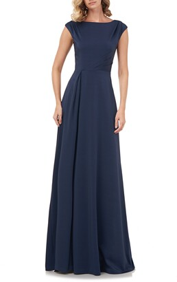 Kay Unger Whitney Gown