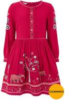 Monsoon Willow Embroidered Dress