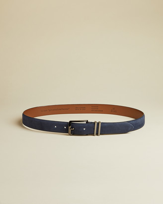 Ted Baker CRUMBS Leather belt