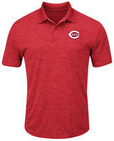 Profile Men's Big & Tall Cincinnati Reds First Hit Polo