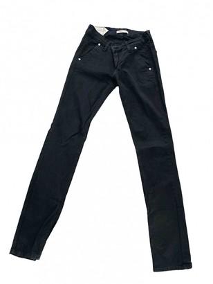 Liu Jo Liu.jo Black Cotton - elasthane Jeans for Women