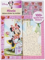 Melissa & Doug Minnie Deluxe Sticker by Number Toy
