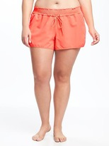 "Old Navy Plus-Size Board Shorts (3"")"