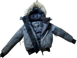 Nobis Grey Coat for Women