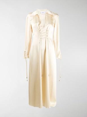 Nanushka Akita long dress