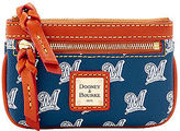Dooney & Bourke MLB Brewers Small Coin Case