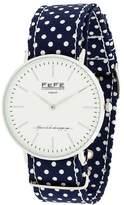 fe-fe polka dot watch
