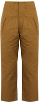 Etoile Isabel Marant Isaac straight-leg trousers