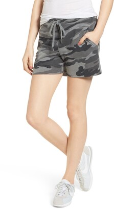 Splendid Camo Shorts