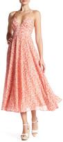 Rebecca Taylor Provence Floral Maxi Dress