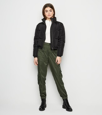 New Look Girls Shell Cargo Trousers