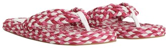 Zimmermann Cotton Braid Sandal