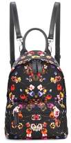Givenchy Nano floral-printed backpack