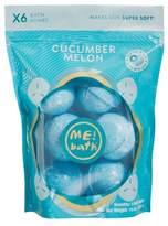 Me! Bath Cucumber Melon Mini Bath Ice Cream Bath Soak 12 oz