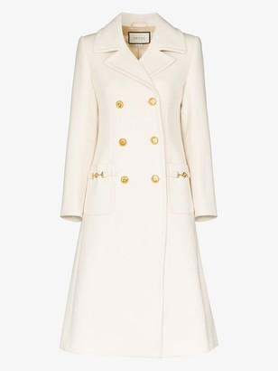 Gucci Double-Breasted Tailored Coat