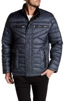 Bugatchi Long Sleeve Puffy Jacket