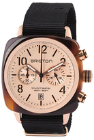 Briston Classic Chronograph Date - Rose Gold Dial