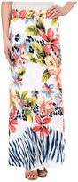 Tommy Bahama Bungaroo Blooms Long Skirt