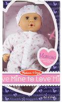 "Melissa & Doug Kids' Mine to Love Mariana 12"" Baby Doll"