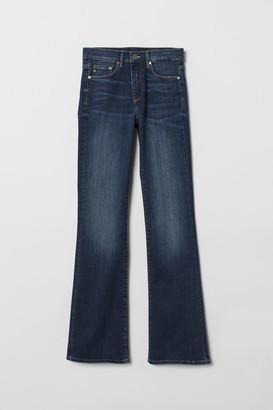 H&M Shaping Bootcut Regular Jeans
