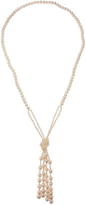 Natasha Accessories Limited Knotted Tassel Necklace